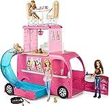 Barbie Caravana, accesorios para las muñecas...