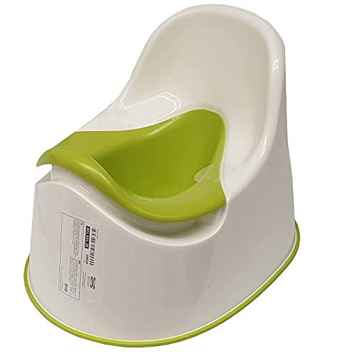Ikea Orinal para Niños, Plástico, Blanco,...