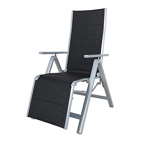 Chicreat - Silla de relax plegable, estructura de...