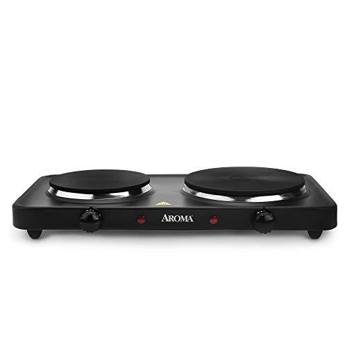 Aroma AHP312 Mesa Hornillo eléctrico / - Placa...