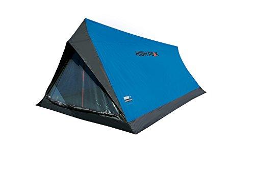 High Peak Minilite Tienda, Unisex, Azul/Gris, 200...