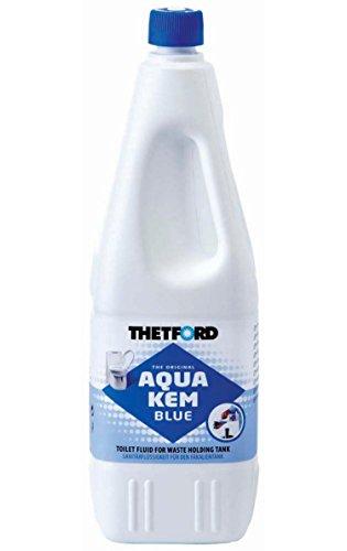 Thetford Aqua KEM Blue líquido para el inodoro, 1...