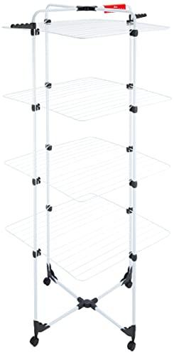 Vileda Mixer 4 - Tendedero vertical de torre de...