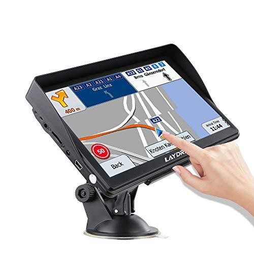LAYDRAN Sistema de navegación GPS para camión,...