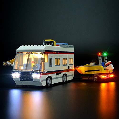LIGHTAILING Conjunto de Luces (Creator Caravana De...