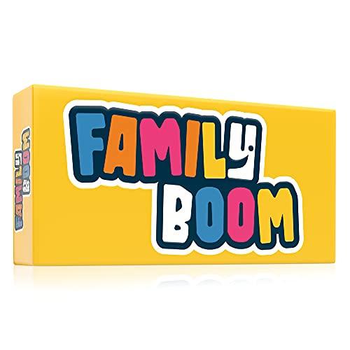 FAMILY BOOM - El juego de mesa para Toda la...