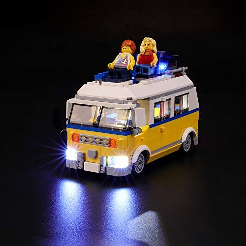 BRIKSMAX Kit de Iluminación Led para Lego Creator...
