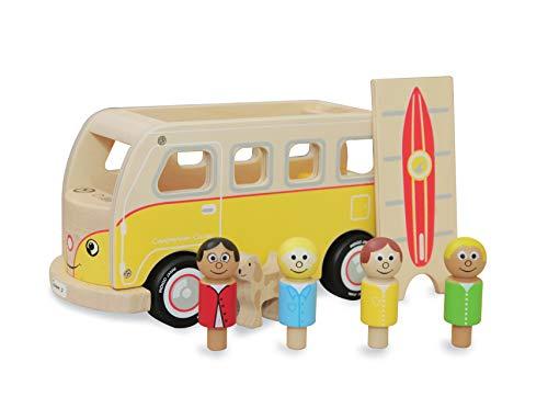 Indigo Jamm Casey Camper Van, Vehículo de juguete...