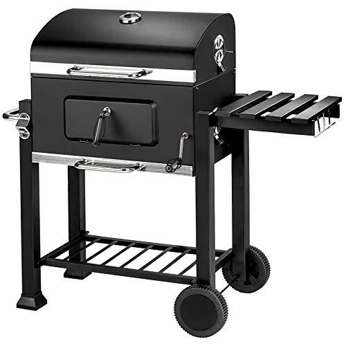 TecTake Barbacoa Barbecue Grill con Carbón...