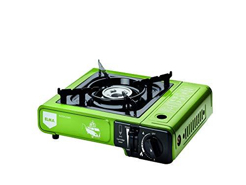 Cocina a gas portátil Dual Outer Start -Camping...