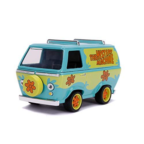 Jada-253252011 Furgoneta Escala 1:32 Scooby Doo...