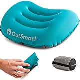 Outsmart - Almohada Inflable para Camping,...