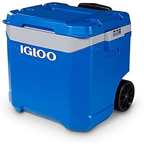 Igloo Nevera portátil Latitude 57 litros Roller...