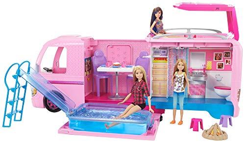 Barbie - Supercaravana de Barbie - autocaravana...