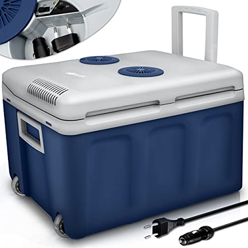 tillvex Nevera portátil eléctrica de 40 litros...