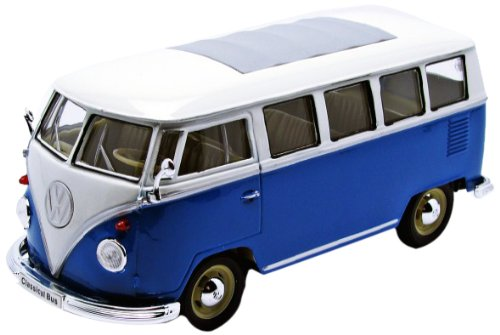 Cars & Co Company 327 560 9 - Welly '62 VW Bus