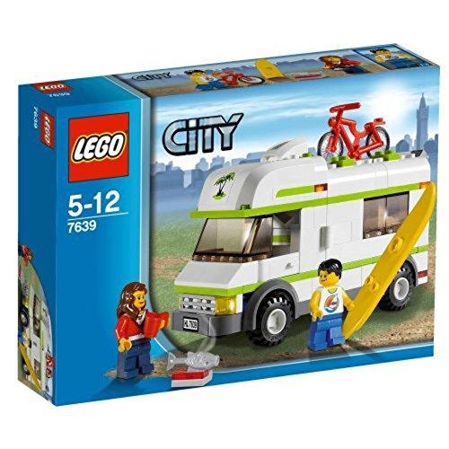 LEGO Tráfico Y Vida City 7639 - Caravana (Ref....