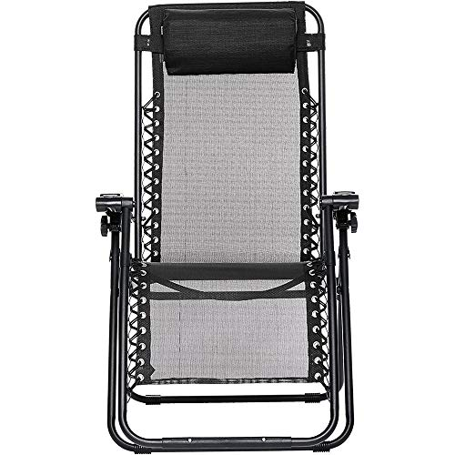 Tumbona reclinable Leisure Zone®, plegable, para...