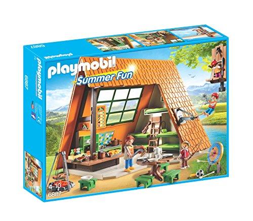 Playmobil Campamento de Verano- Playset,...