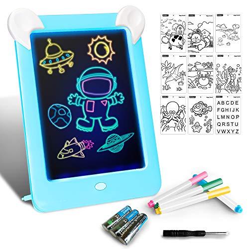 LAPPAZO Tableta de Dibujo Pizarra 3D Mágico con...