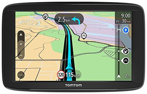 TomTom GPS para coche Start 62, 6 pulgadas, mapas...