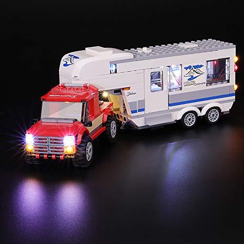 BRIKSMAX Kit de Iluminación Led para Lego City...