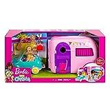 Barbie - Chelsea Muñeca y Su Caravana, con...