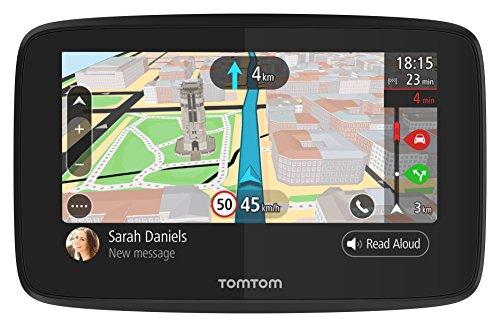 TomTom GO 520 - GPS para coche, 5 pulgadas,...
