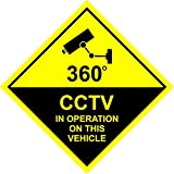 CCTV en Fonctionnement sur CE véhicule...