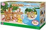SYLVANIAN FAMILIES- Adventure Treasure Ship Mini...