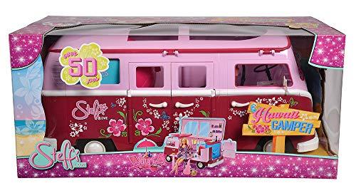 Simba 105739423 Steffi Love Flower Power Bus -...