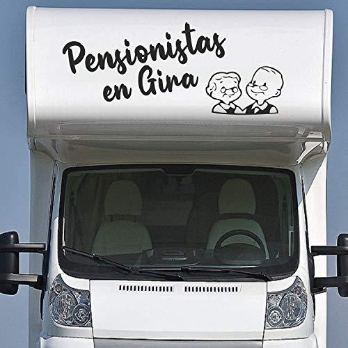 klebenswichtig Pensionistas en Gira Vacaciones...