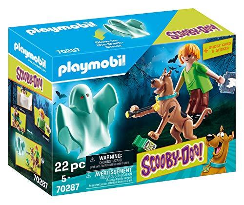 PLAYMOBIL Scooby-Doo! 70287 Scooby & Shaggy con...