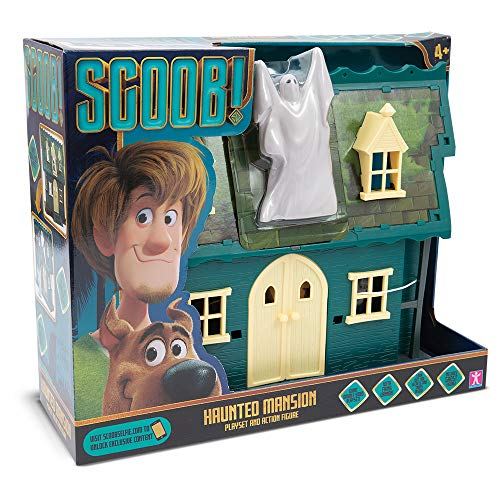 Grandi Giochi - Scooby-Doo Scoobydoo Movie House,...