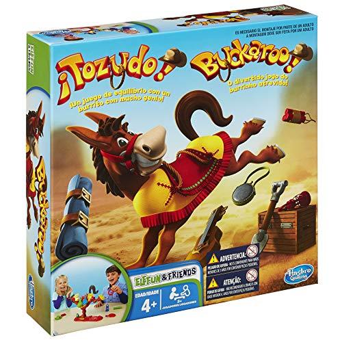 Hasbro Gaming 48380B09 Tozudo - Juego de mesa para...