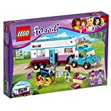 Lego Friends - Remolque del Veterinario de...