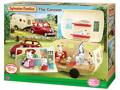 Sylvanian Families - 5045 - La caravana