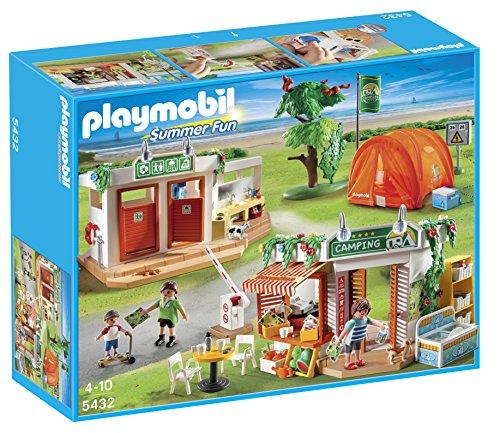 PLAYMOBIL Vacaciones - Campamento (5432)
