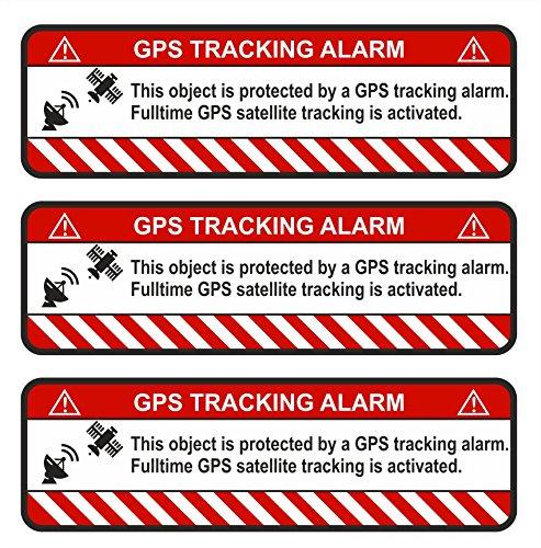 Finest-Folia 3 pegatinas para GPS para bicicleta,...
