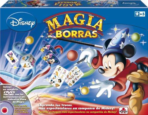 Borras Magia Edición Mickey Magic, 15 trucos,...