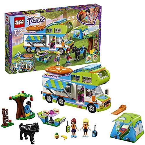 LEGO 41339 Friends Autocaravana de Mia