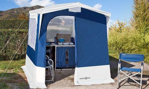 Tiendas de Cocina para Campings