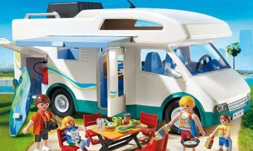 Caravanas y Autocaravanas Playmobil