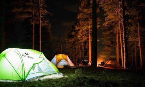 Campings en Playas con Bandera Azul