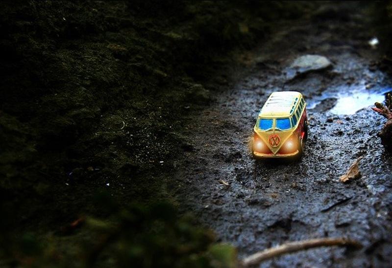 Miniaturas de Autocaravanas