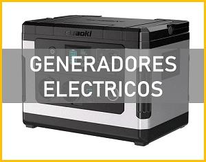 imagen de un generador eléctrico portátil