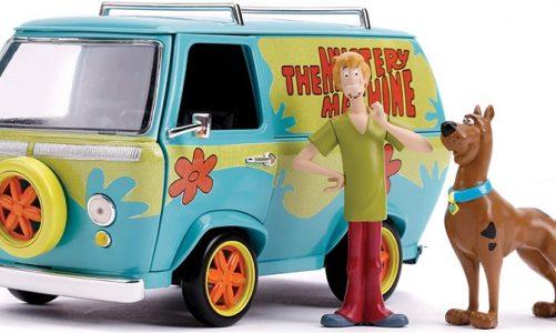 imagen del juguete de scooby doo